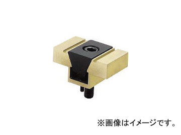 イマオコーポレーション/IMAO ダブルエッジクランプ(セルフカット)101.6×50.8 M16 MBDES16(2927047) JAN:4995889796259