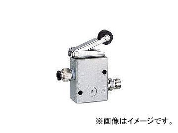 扶桑精機/FUSOSEIKI 自動空気弁 U-4型 (カム駆動用 G1/4×G1/4) U4(1196227) JAN:4560118310409