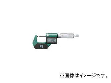 新潟精機/NIIGATASEIKI デジタル外側マイクロメータ MCD13050(3317421) JAN:4975846037502