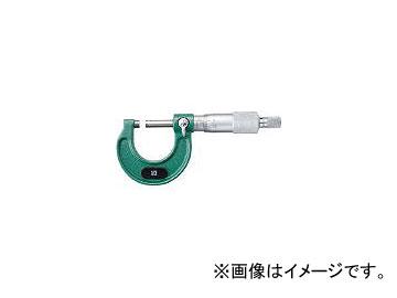 新潟精機/NIIGATASEIKI 標準外側マイクロメータ MC105125(3317218) JAN:4975846034648