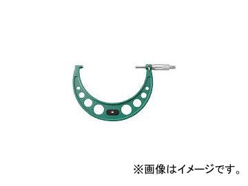 新潟精機/NIIGATASEIKI 標準外側マイクロメータ MC106175(3317269) JAN:4975846033702