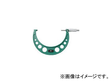 新潟精機/NIIGATASEIKI 標準外側マイクロメータ MC106275(3317307) JAN:4975846033740