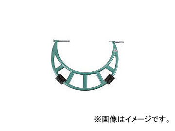 新潟精機/NIIGATASEIKI 外側マイクロメータ アジャストアンビル式 MC104400(3775593) JAN:4975846037830