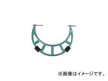 新潟精機/NIIGATASEIKI 外側マイクロメータ アジャストアンビル式 MC104500(3775607) JAN:4975846037847