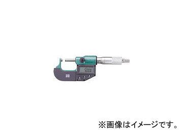 新潟精機/NIIGATASEIKI デジタル片球面マイクロメータ MCD23625T(3533883) JAN:4975846029866