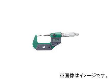 新潟精機/NIIGATASEIKI デジタルポイントマイクロメータ MCD23225P(3533859) JAN:4975846029873