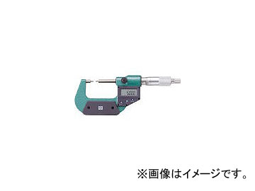 新潟精機/NIIGATASEIKI デジタルスプラインマイクロメータ MCD23025SA(3653579) JAN:4975846029781
