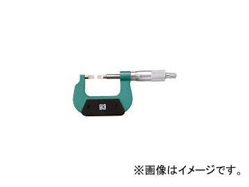 新潟精機/NIIGATASEIKI 直進式ブレードマイクロメータ MC20125BA(3417646) JAN:4975846034402