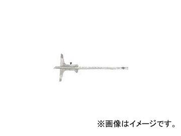 中村製作所/NAKAMURAMFG カールマール型デプスゲージ 150mm SD15P(3857956) JAN:4582126962388