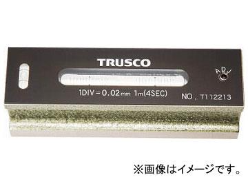 トラスコ中山/TRUSCO 平形精密水準器 B級 寸法150 感度0.02 TFLB1502(2326701) JAN:4989999317084