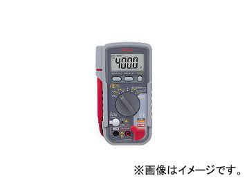 三和電気計器/SANWA-METER デジタルマルチメータ パソコン接続型 PC20(3083667) JAN:4981754022011