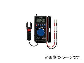 カスタム AC/DCクランプ付デジタルマルチメータ MC01U(3923657) JAN:4983621930016