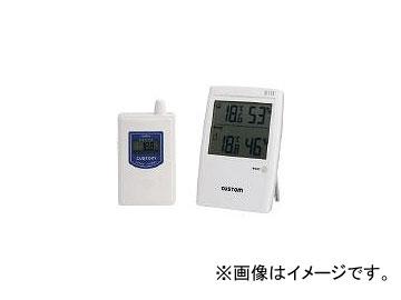 カスタム 無線温湿度モニター HI01RF(4174518) JAN:4983621300130