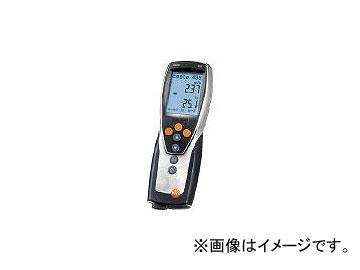 テストー/TESTO マルチ環境計測器(データ解析ソフト付) TESTO4352(4051777) JAN:4029547004971