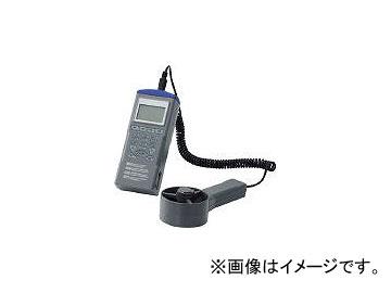 カスタム デジタル温・湿・風速計 WS02(3324281) JAN:4983621270020