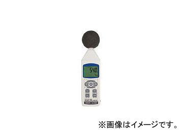 カスタム デジタル騒音計 SL1373SD(3923673) JAN:4983621180039