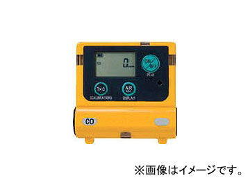 新コスモス電機/COSMOS 装着型一酸化炭素濃度計 XC2200(3337961)