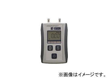 ホダカ/HODAKA デジタルマノメータ 中間圧仕様 HT1500NH(3678962) JAN:4580204630136