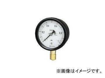 長野計器/NAGANOKEIKI 密閉形圧力計 BC101316.0MP(1614363) JAN:4547399012307