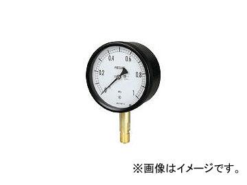 長野計器/NAGANOKEIKI 密閉形圧力計 BE101316.0MP(1576160) JAN:4547399011904