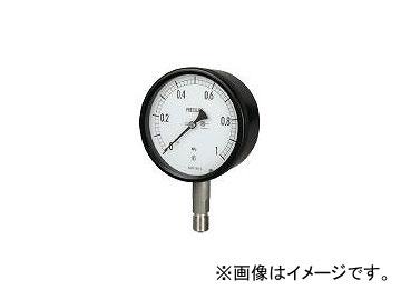 長野計器/NAGANOKEIKI 密閉形圧力計 BE101330MP(1693891) JAN:4547399012123