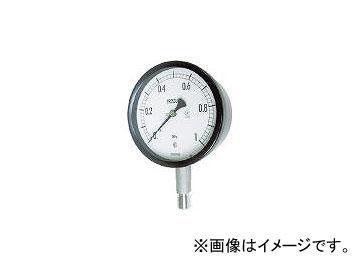 長野計器/NAGANOKEIKI 密閉形圧力計 BE101330.1MP(1693786) JAN:4547399012017