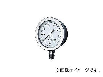長野計器/NAGANOKEIKI グリセン入圧力計 GV511330.3MP(1614452) JAN:4547399011638