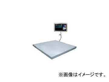 【超歓迎された】 大和製衡/YAMATO 超薄形デジタル台はかり PL-MLC9 600kg 1000×1000 PLMLC90.61010, フェアリーネイル 0a643e78