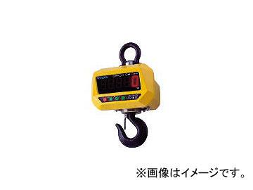 クボタ計装/KUBOTA 防水・防塵直示式ホイストスケール500kg用(検定無) HSCD05