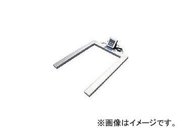 守隨本店/SHUZUI 「ニューダービー」 SUS製 Lタイプ 秤量1t SDBK10L