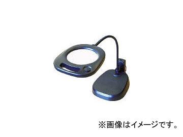 池田レンズ工業/IKEDA-LENS LEDライト付スタンドルーペ CMS130(3650120) JAN:4963008339137
