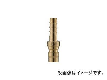 長堀工業/NAGAHORI クイックカップリング TL型 真鍮製 ホース取付用 CTL16PH2(3645592) JAN:4560291323425