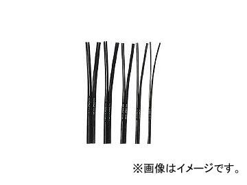 千代田通商/CHIYODA TEツインタッチチューブ 6mm/100m 黒 2TE6100 BK(1589318) JAN:4537327022133