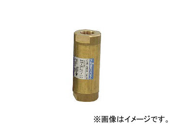 日本精器/NIHONSEIKI ラインチェック弁 10A BN9L2110(3954463) JAN:4580117341570