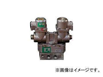 CKD パイロット式 防爆形5ポート弁 4Fシリーズ(ダブルソレノイド) 4F520E10TPAC200V(3768031) JAN:4547431018878