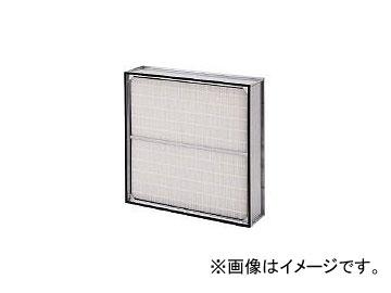 日本無機/NIPPONMUKI ろ材交換形低圧力損失中性能フィルタ レルフィ 610×610×150 LMXL7095QMF(4186966)