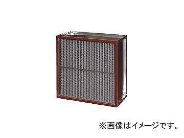 日本無機/NIPPONMUKI 耐熱180度中性能フィルタ 610×610×150 ASTE2860ES4(4186605)