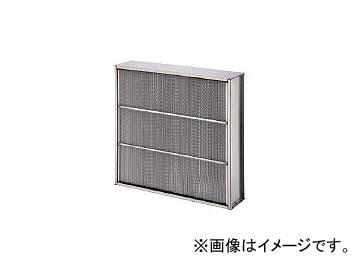 日本無機/NIPPONMUKI 耐熱250℃多風量HEPAフィルタ 610×610×290 ATMCH41PFS4(4186664)