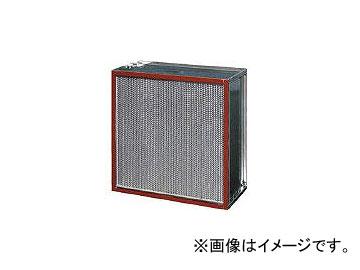 日本無機/NIPPONMUKI 耐熱180度HEPAフィルタ 610×610×290 ATME31PES4(4186711)
