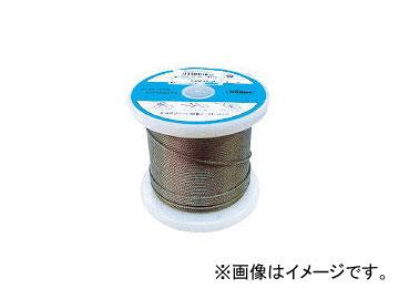 ニッサチェイン/NISSA ステンレスワイヤーロープ 0.81mm×200m TSY8200(3605787) JAN:4968462890002