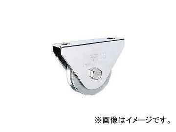 丸喜金属本社/MARUKI マルコン枠付オールステンレス重量車 150mm V型 S3000150(1691775) JAN:4531588004310