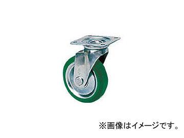 シシクアドクライス/SISIKU スタンダードプレスキャスター ウレタン車輪 自在 300径 UWJ300(3561542) JAN:4537657173031