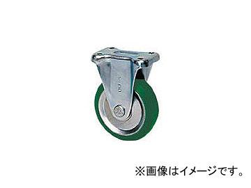シシクアドクライス/SISIKU スタンダードプレスキャスター ウレタン車輪 固定 250径 UWK250(1373013) JAN:4537657100372