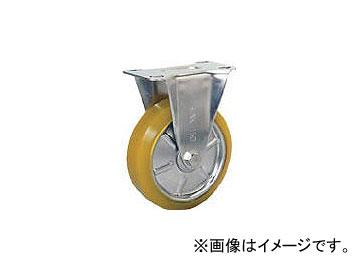 シシクアドクライス/SISIKU ステンレスキャスター 制電性ウレタン車輪付固定 SUNK150SEUW(3535479) JAN:4537657173017
