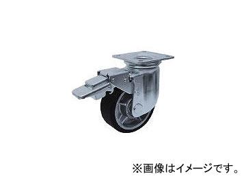 ヨドノ/YODONO 重荷重用MCナイロン車付自在車ブレーキ付 YRRJMB150(3277879) JAN:4582287310455