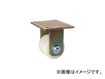 シシクアドクライス/SISIKU 低床重荷重用双輪キャスター 固定 100径 BSDGSPO100K