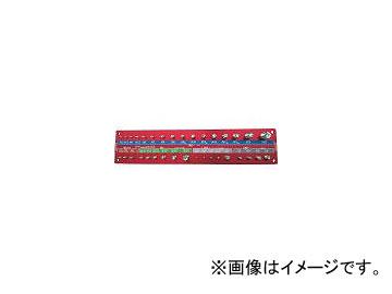 ダイドーハント/DAIDOHANT ねじチェッカー ナット・ワッシャー用 赤 92601(4184505) JAN:4962123926017