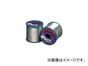 日本アルミット/ALMIT やに入りはんだ 1.0mm KR19SHRMA10(2151171) JAN:4942512100631