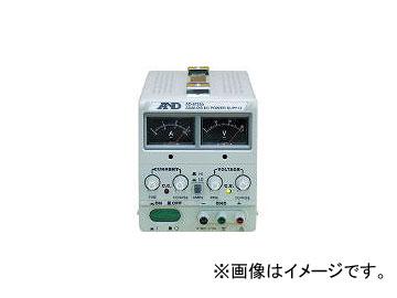 エー・アンド・デイ/A&D 直流安定化電源トラッキング動作可能アナログ・メーター方式 AD8735A(3239624) JAN:4981046417914