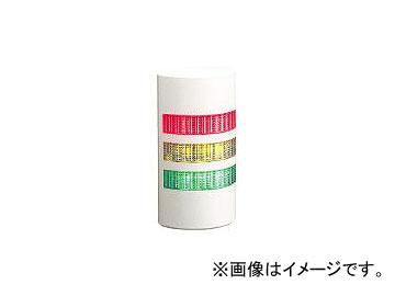 パトライト/PATLITE ウォールマウント薄型LED壁面 WEP302RYG(3261948)